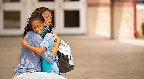 Já abraçou seu filho hoje ?
