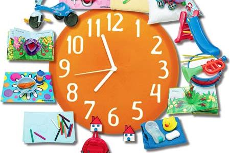 A importância da pontualidade para com as crianças