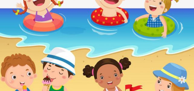 8 Atividades didáticas para fazer com as crianças durante as férias escolares.
